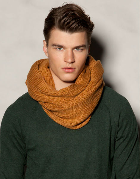 The Best Scarves for Men FallWinter 20122013  Fashion News Daily  Best Mens Scarves 2012