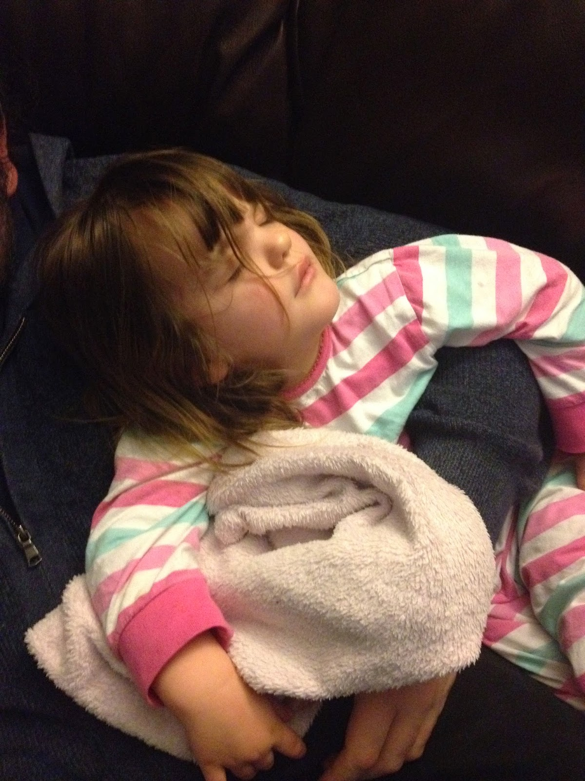 This Week At The Webster's – Daddy's Home, Yet More Snot, Getting Fit & Nasty Kale
