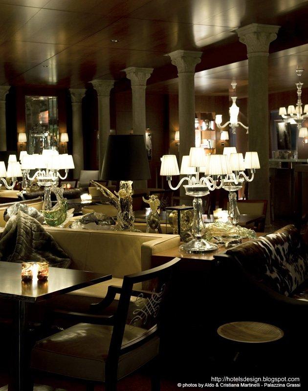 les plus beaux hotels design du monde h tel palazzinag by philippe starck venise italie. Black Bedroom Furniture Sets. Home Design Ideas
