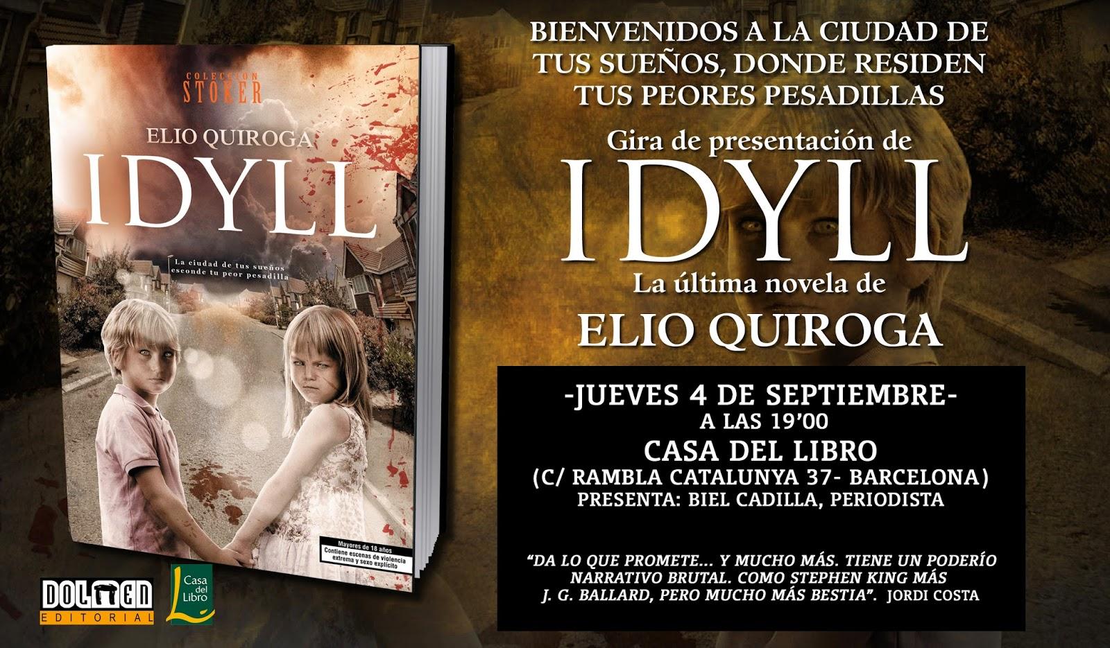 Desdemimundo firmas y presentaciones 218 idyll en barcelona - Casa del libro barcelona rambla catalunya ...