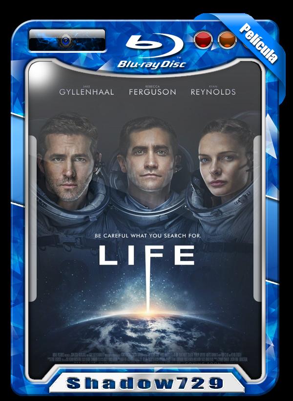 Life (2017) | Life: Vida Inteligente 720p Dual Mega UpToBox