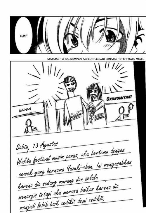 Manga kimi no iru machi 22 page 12