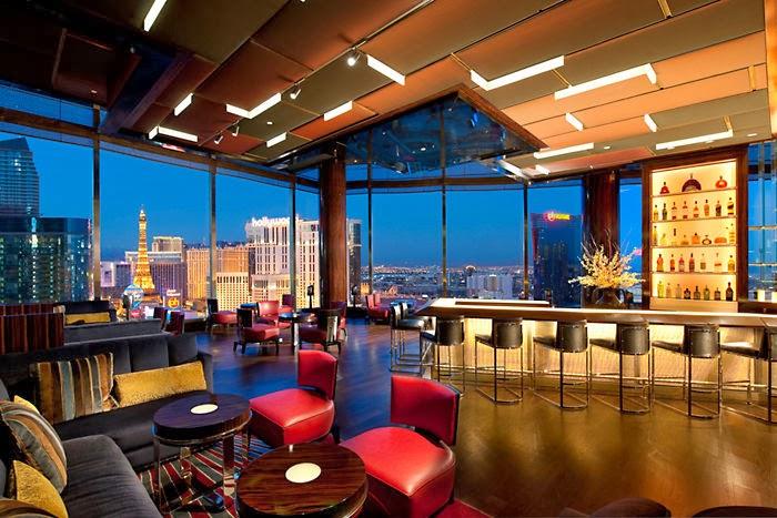 Mandarin Bar Las Vegas