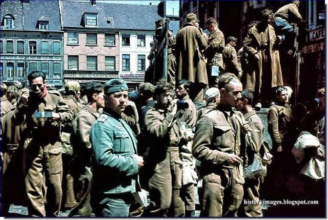 British POW  Dunkirk