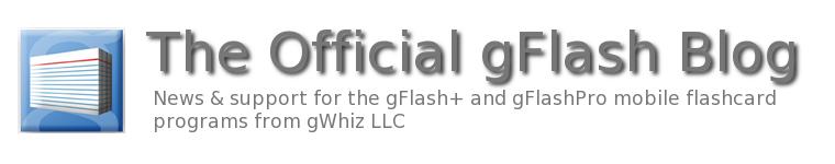 The Official gFlash Blog
