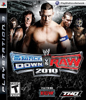 WWE Smackdown vs. Raw 2010 &#8211; PS3