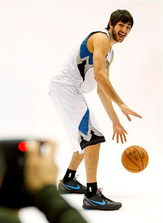 ricky rubio, timberwolves, photoshoot