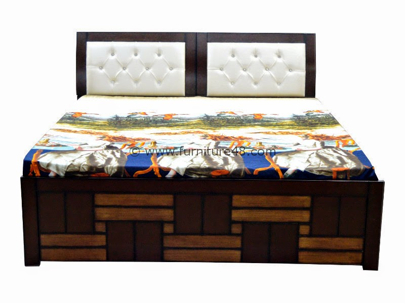 Best furniture market in delhi for Bed dijain photo