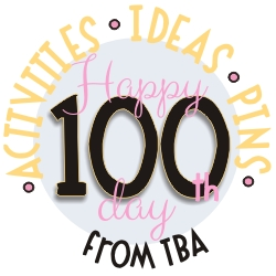 100 Day Ideas on Teaching Blog Addict