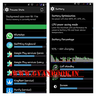 Android Phone ke apps ko background me kaise block kare, battery uses or process uses