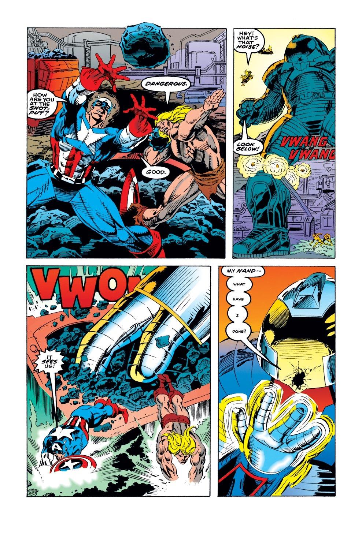 Captain America (1968) Issue #417 #366 - English 23