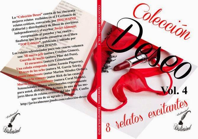 Libro Coleccion DESEO Vol. 4