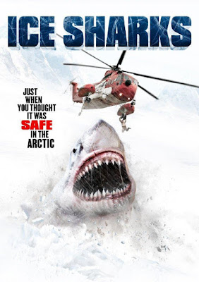 Ice Sharks (TV) 2016 DVD Custom NTSC Latino