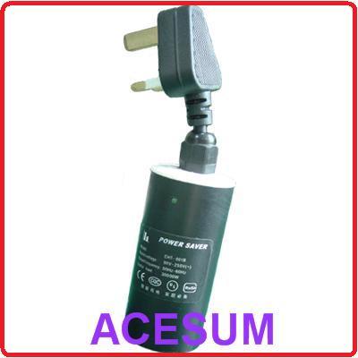 komponen utama alat hemat listrik adalah hanya satu buah kapasitor