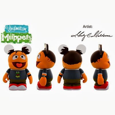 The Muppets Disney Vinylmation Series 3 - Mystery Chase Walter