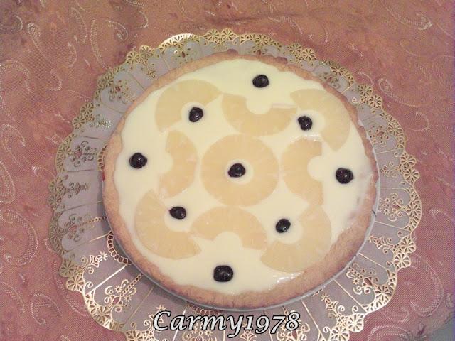 crostata-con.ananas-e-amarene