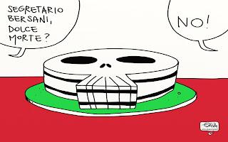 Morte dolce Gava satira vignette