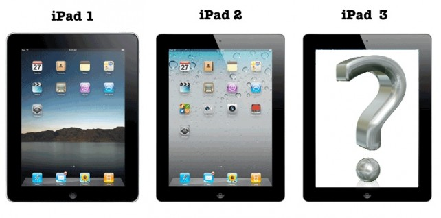 Apple ipad 3 release date