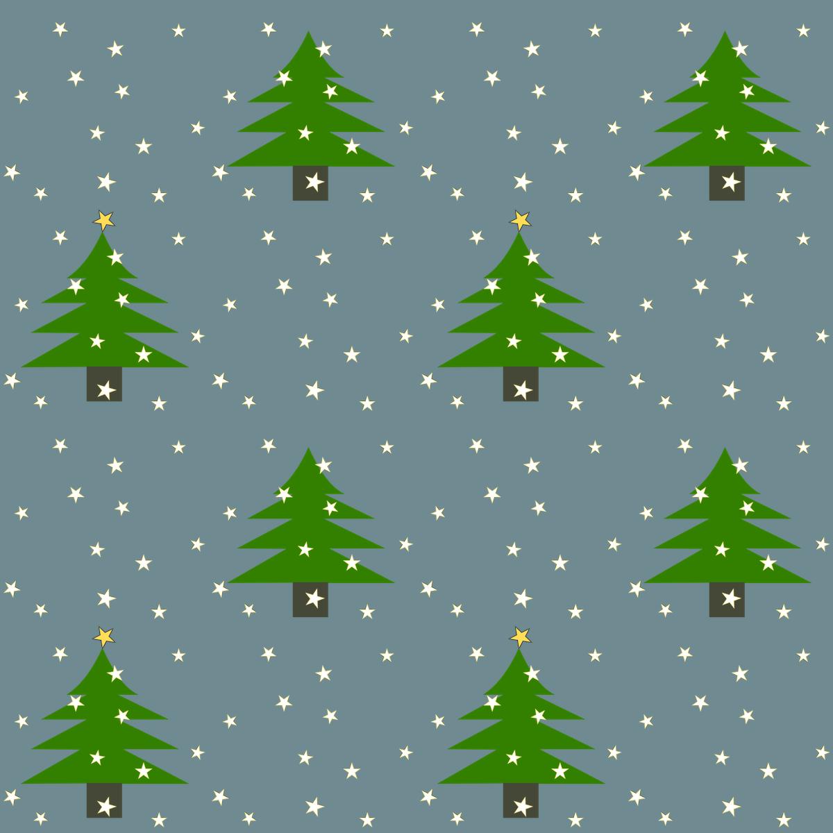 Free digital Christmas scenery scrapbooking papers - ausdruckbares ...