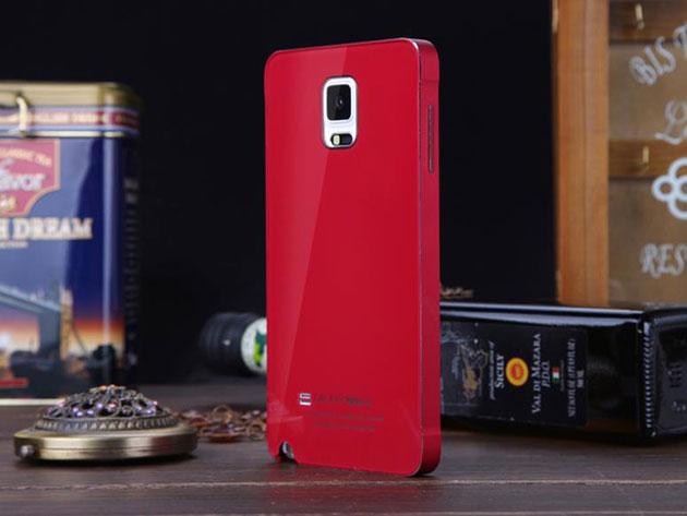 เคสโน๊ต 4 รหัสสินค้า 138046 สีแดง