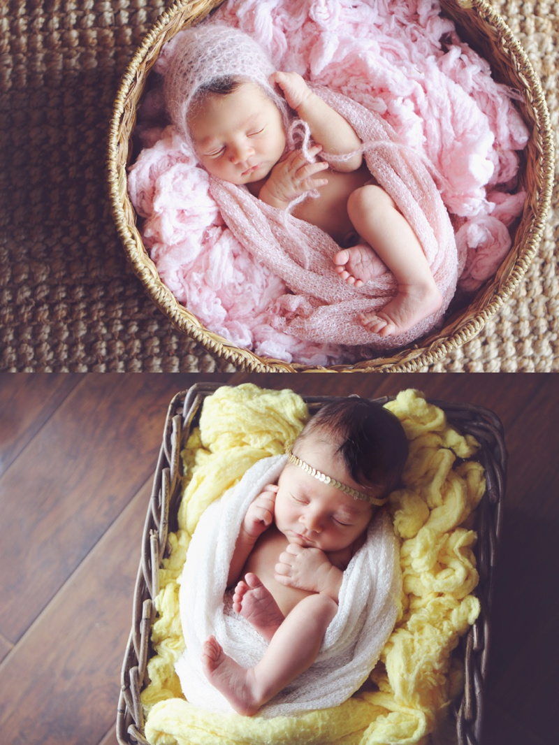 Newborn Photography at Home in Tulsa, OK by The Persimmon Perch