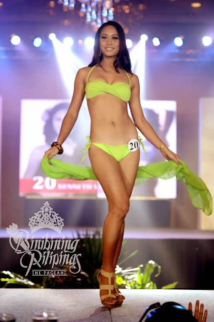 bb pilipinas 2014 press presentation swimsuit philippines universe contestant 20b All Bb. Pilipinas 2014 Contestants in Swimsuit (Press Presentation)