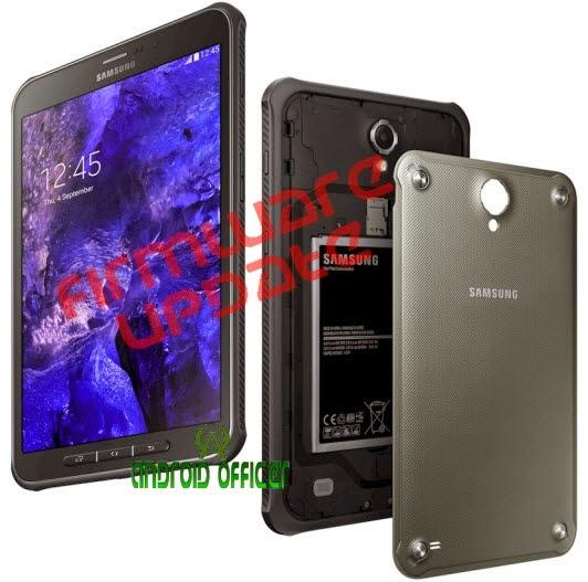 Samsung Galaxy Tab Active LTE-A SM-T365Y