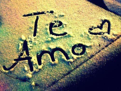 Frases de Amor, Te Amo, parte 1