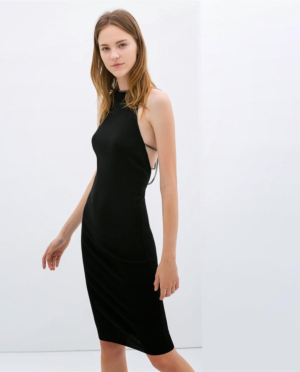 boyun bağlamalı elbise, sırtı açık elbise siyah elbise, gece elbisesi