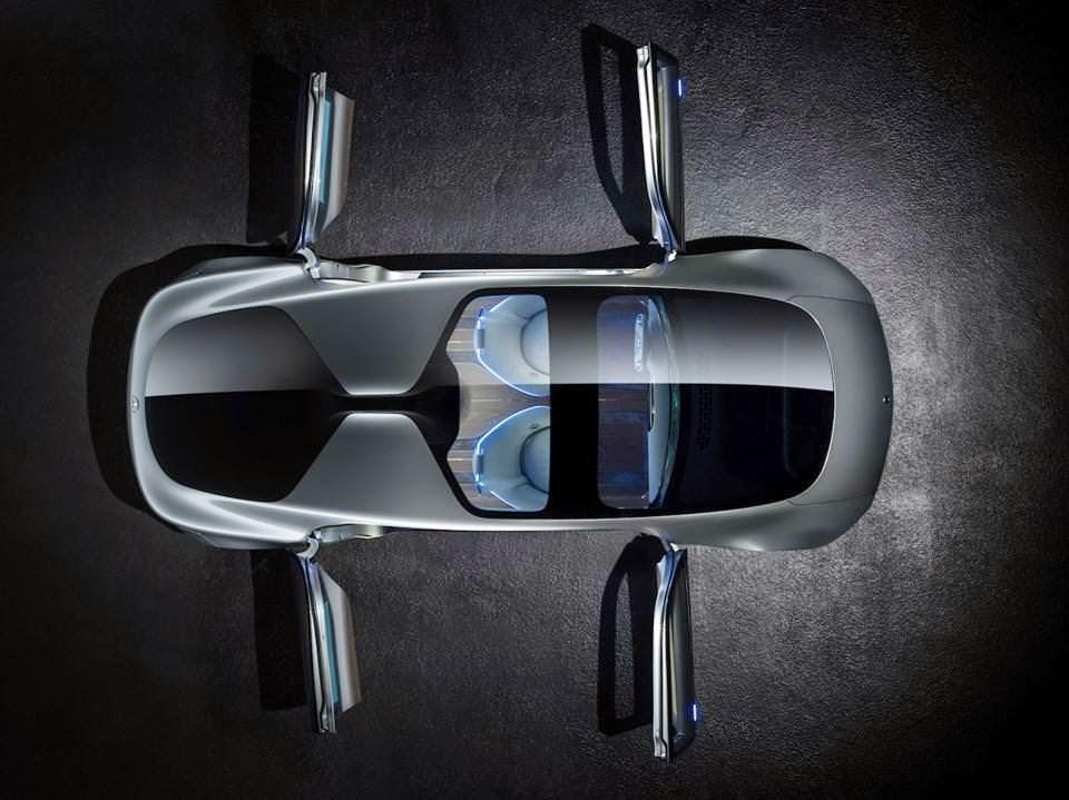 Mercedes F 015 Luxury in Motion سيارة مرسيدس اف 015 لوكسوري ان موشن 2015