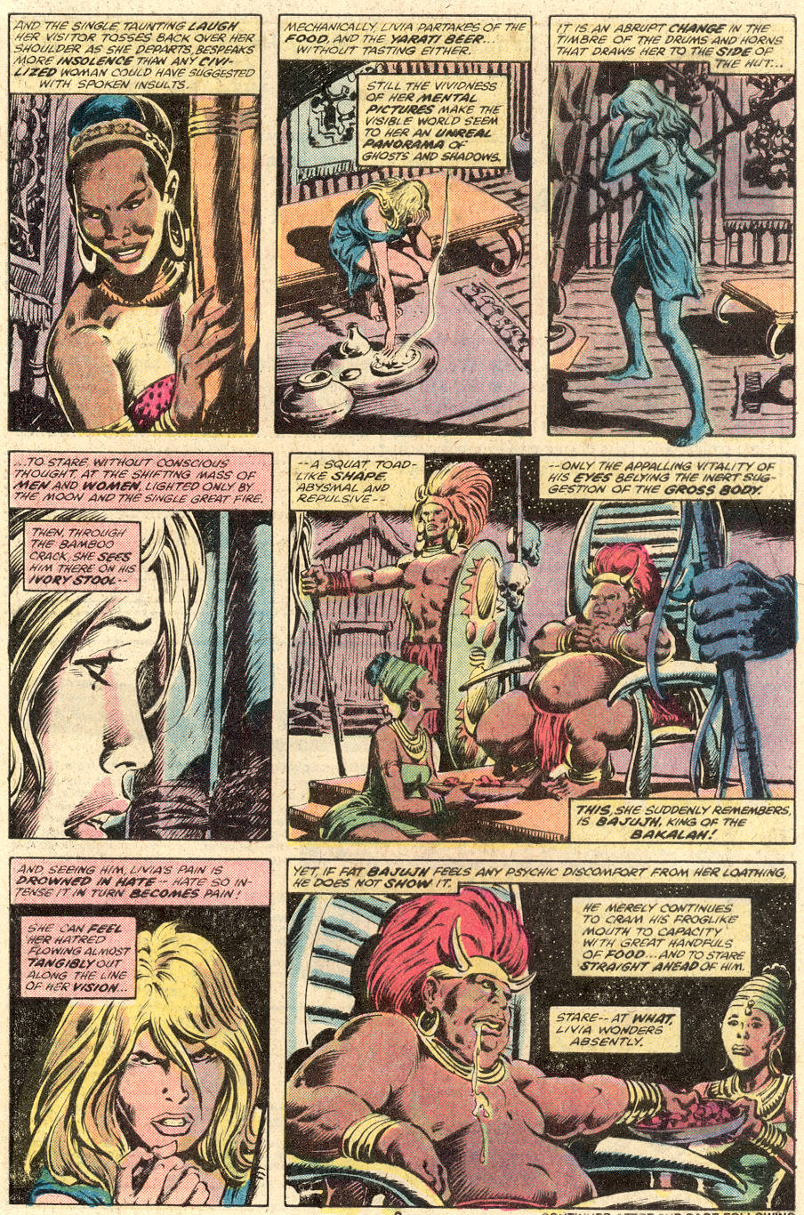 Conan the Barbarian (1970) Issue #104 #116 - English 4