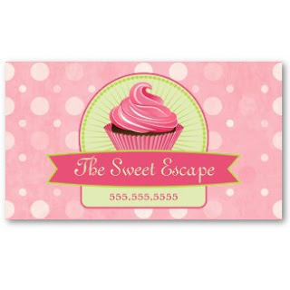 Business card cupcake business card wajeb Images