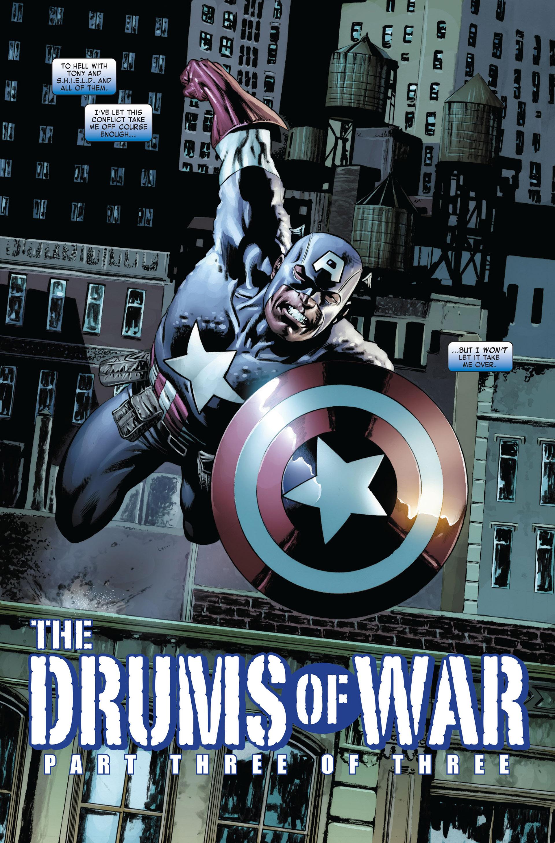 Captain America (2005) Issue #24 #24 - English 6