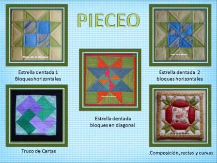 Agujas creativas de pepa costura creativa - Tecnicas de patchwork a mano ...