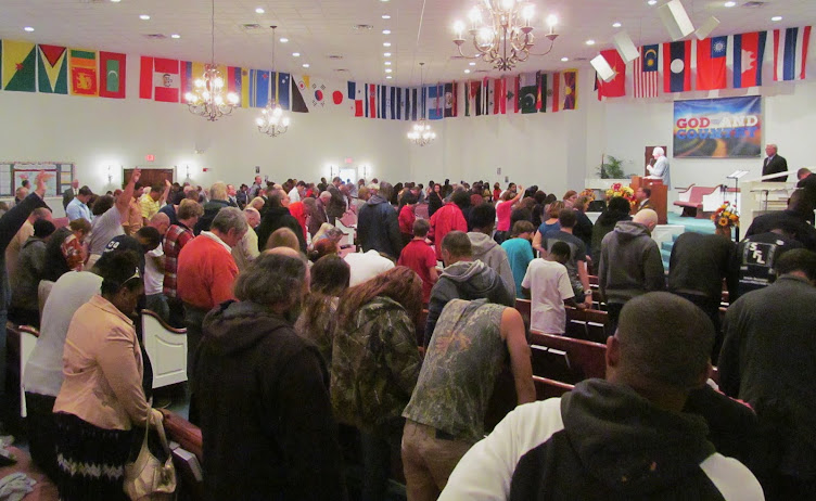 Calvary Baptist Church, Middleburg, Florida, USA