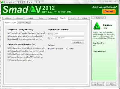 smadav full serial