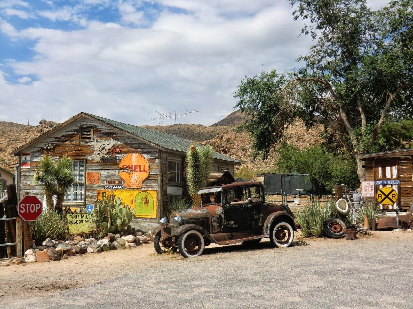 Yann & Patrice en Arizona et au Nouveau-Mexique