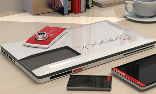 Fujitsu Lifebook Concept 1
