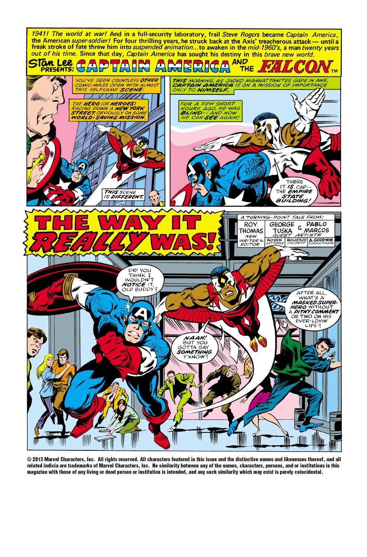 Captain America (1968) Issue #215 #129 - English 2