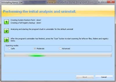 Cara Uninstall Software Yang Sulit di Uninstall