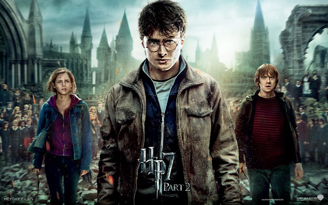 Harry Potter And The Deathly Hallows Part 2 Wallpaper 1