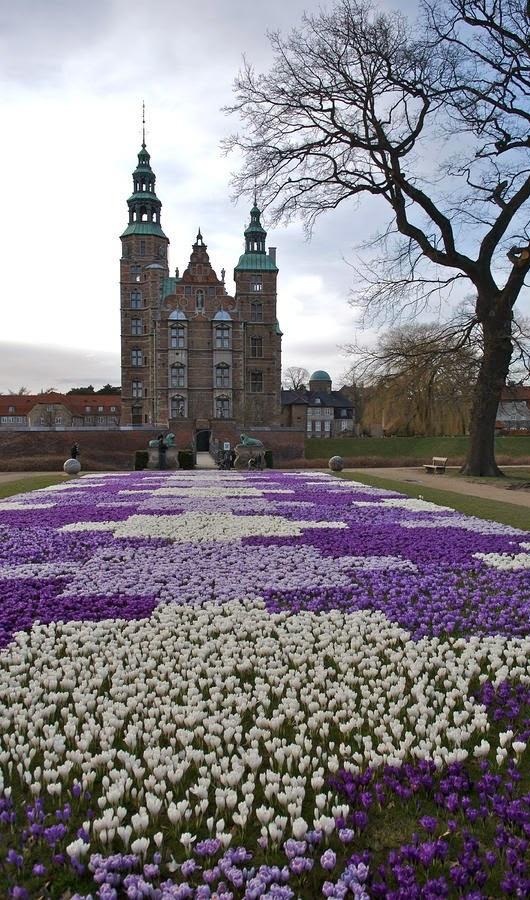Rosenborg Castle, Denmark.