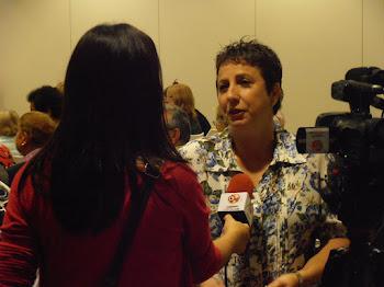 """Entrevista en el Programa  de Radio Rubí""""Dejame Contarte"""""""