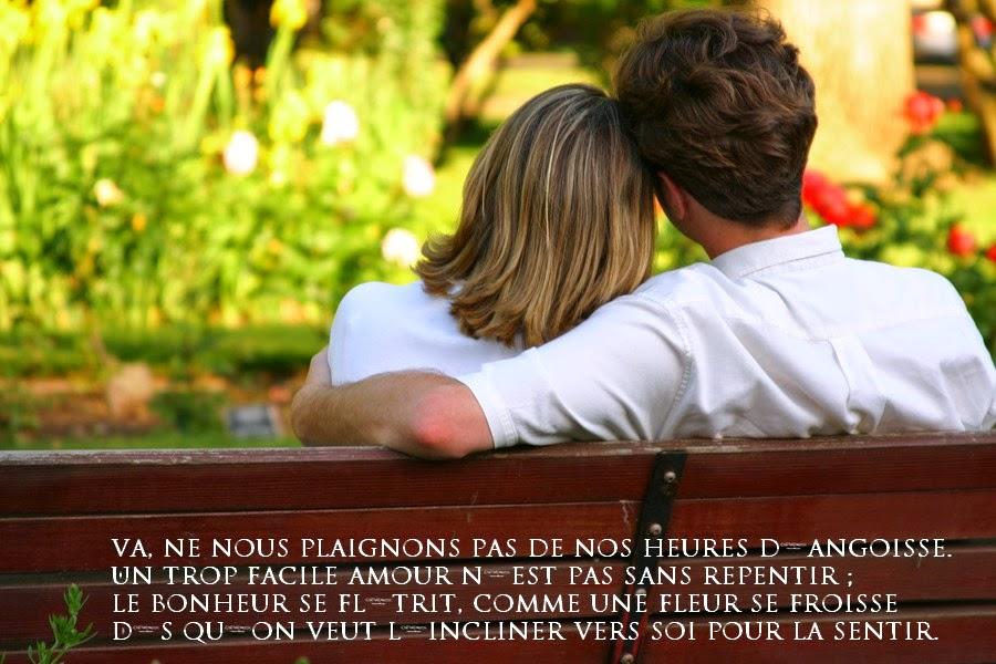 Poeme d'amour Pour Mon Homme