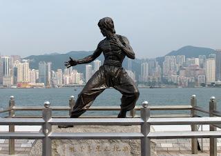 hongkong,hong kong,bruce lee,bruce lee statue,avenue stars