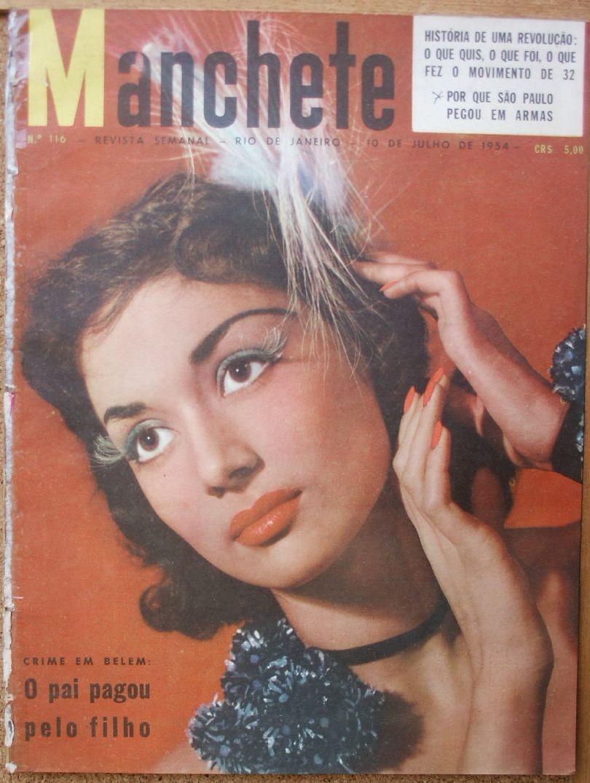 Uma Mulher e Três Palhaços - 1954