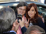 17 de Octubre Dia de la Lealtad en Calafate junto a la companera @CFKargentina