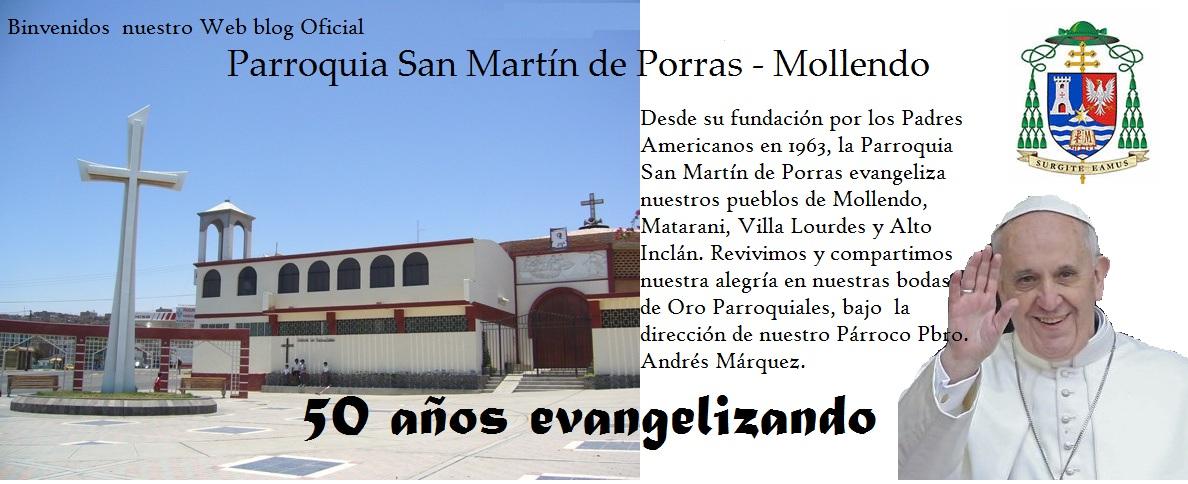 Parroquia San Martin de Porras.