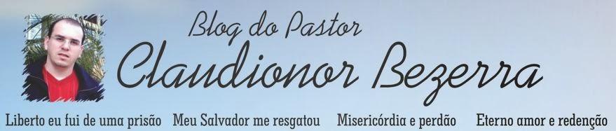 Blog do Pastor Claudionor