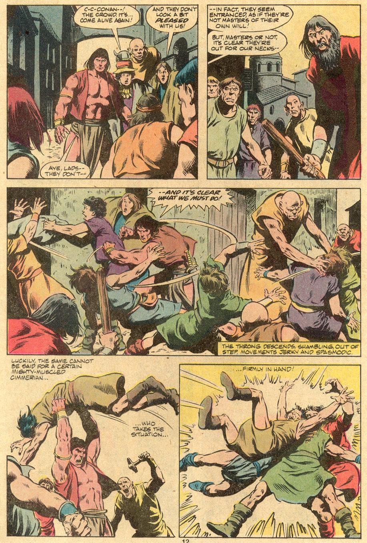 Conan the Barbarian (1970) Issue #122 #134 - English 10